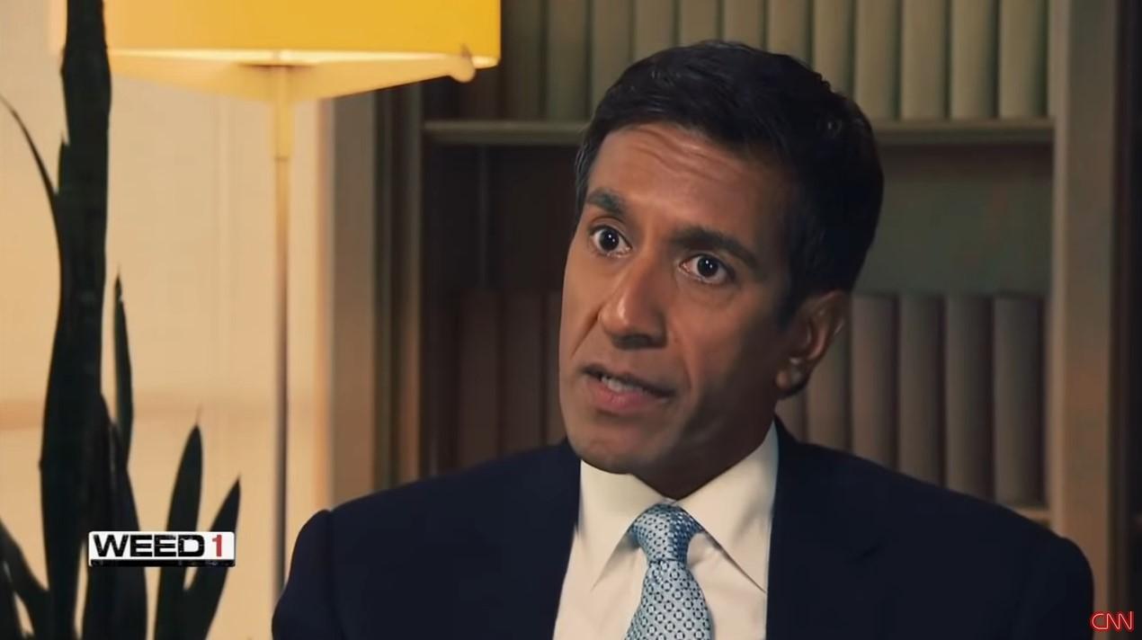 Weed 3: CNN Special Dr Sanjay Gupta Sunday April 19
